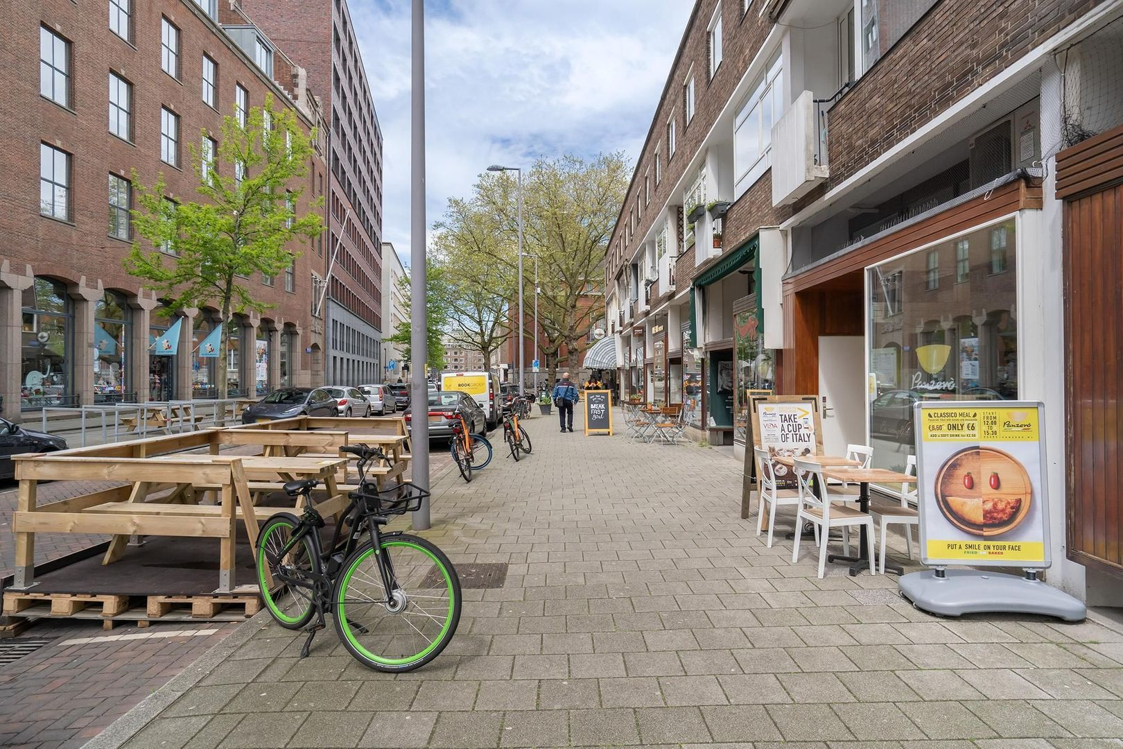 Mariniersweg 68 D, Rotterdam foto-30 blur