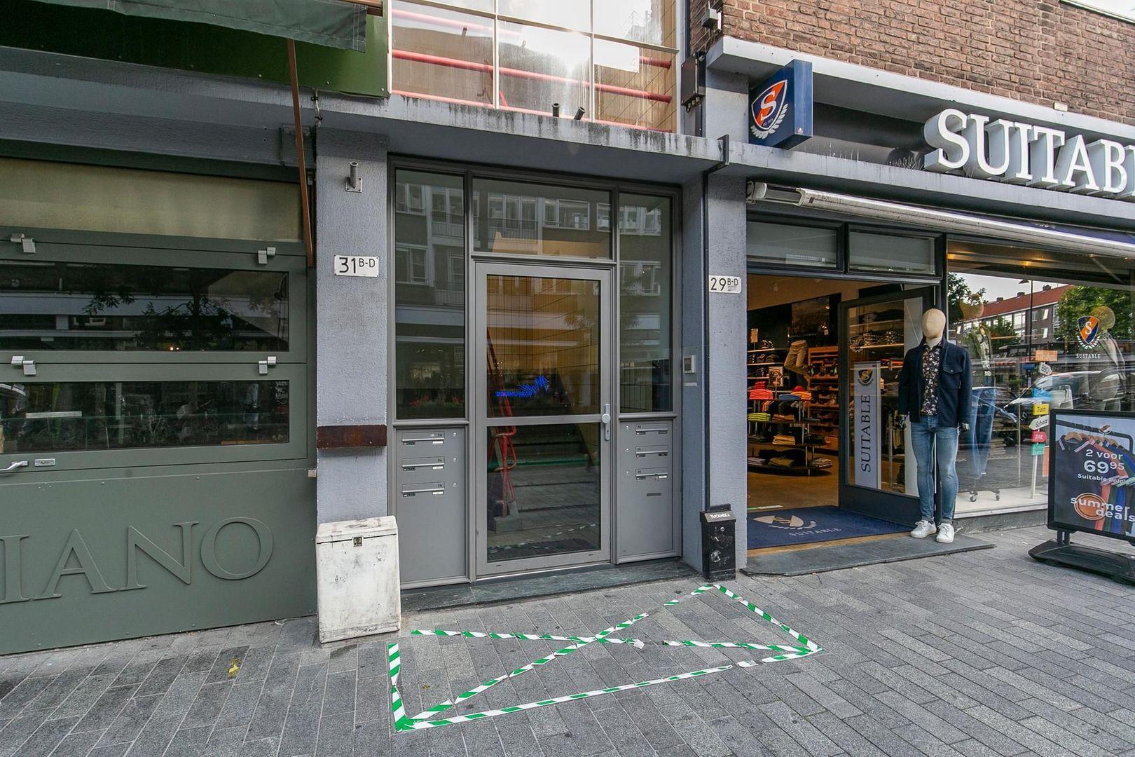Meent 31 C, Rotterdam foto-21 blur