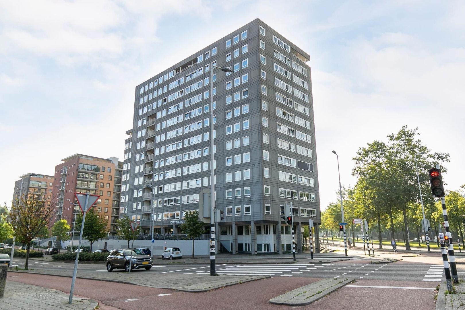 Pompenburg 220, Rotterdam foto-17 blur