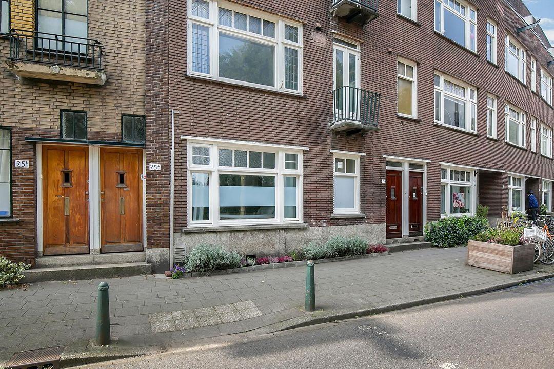 Honingerdijk 23 B, Rotterdam