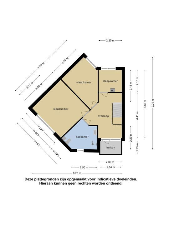 Weidemolen 21, Bergschenhoek plattegrond-34