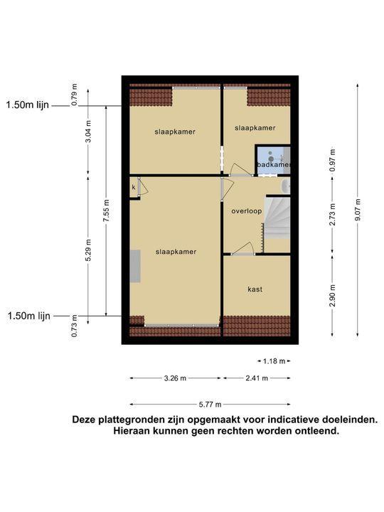 Scheepvaartplein 8 B, Hoek van Holland plattegrond-24