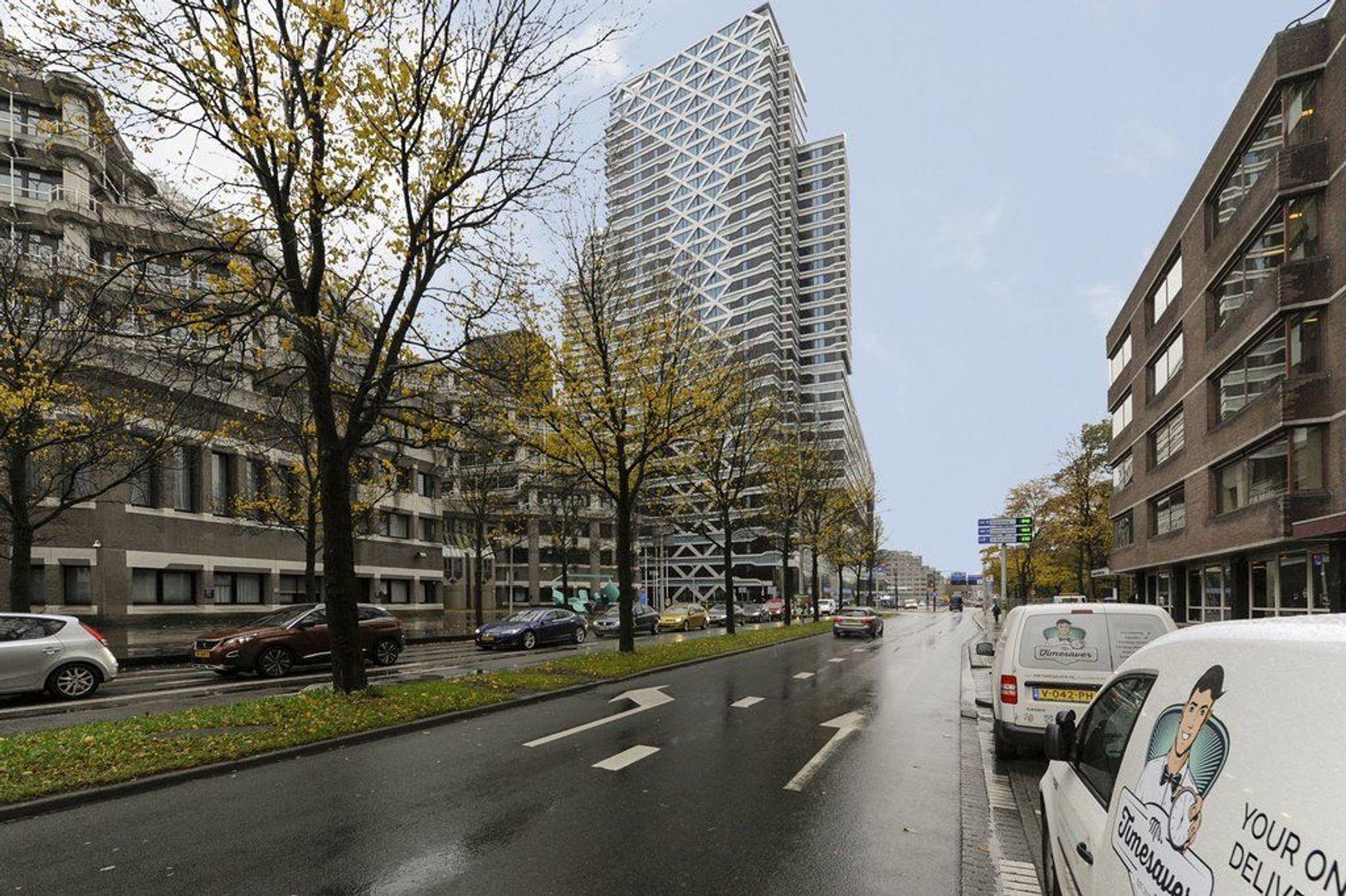 Bezuidenhoutseweg 65 105, Den Haag foto-0 blur