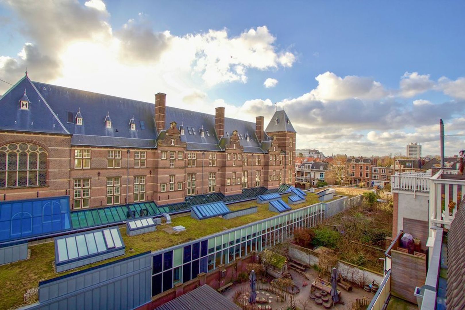 1e Sweelinckstraat 24 c, Den Haag foto-14 blur