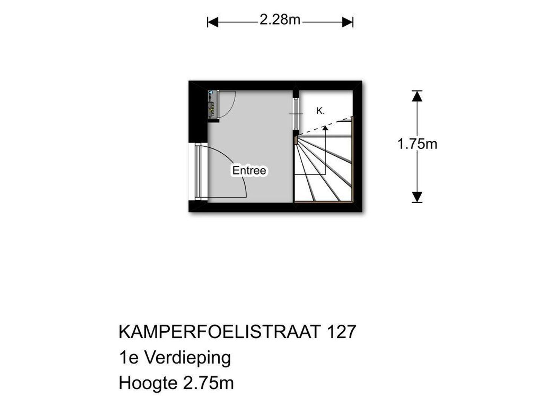Kamperfoeliestraat 127, Den Haag foto-26 blur