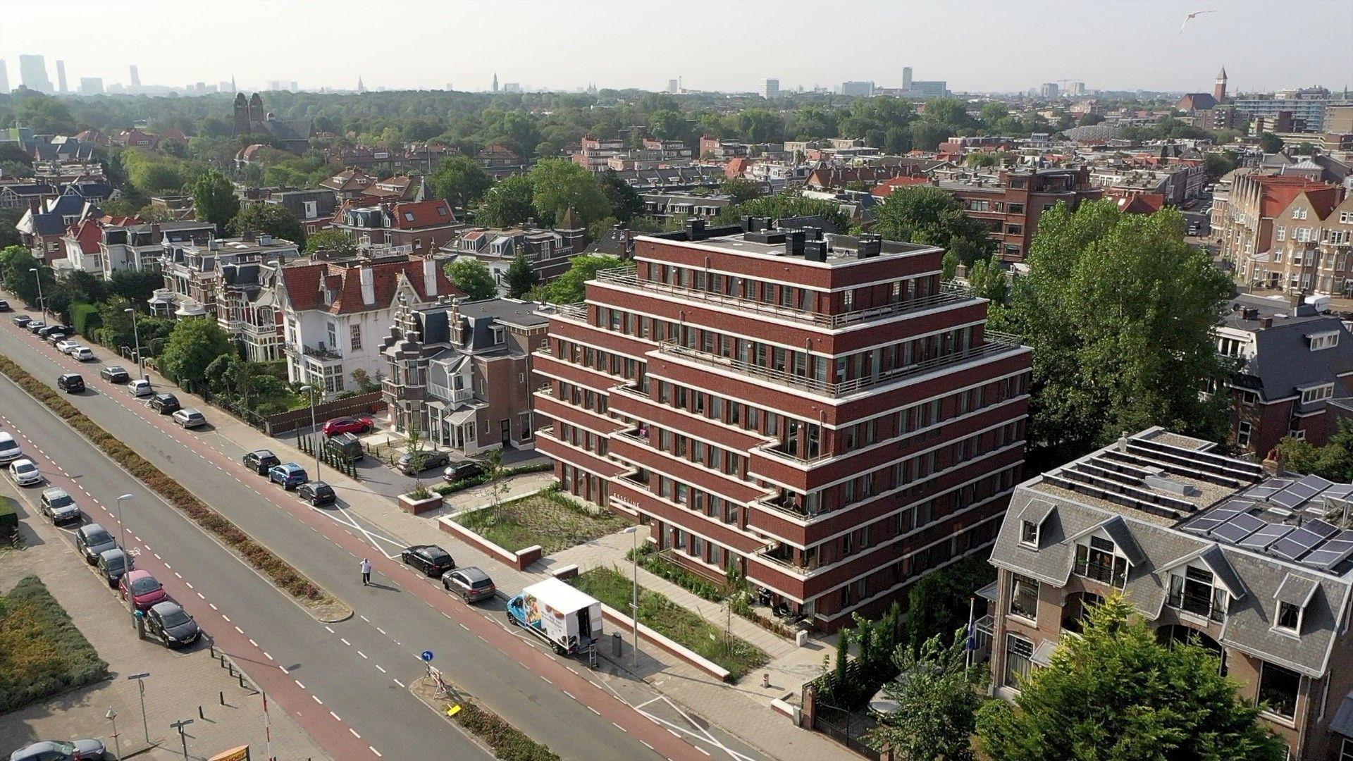Badhuisweg 11 M, Den Haag foto-1 blur