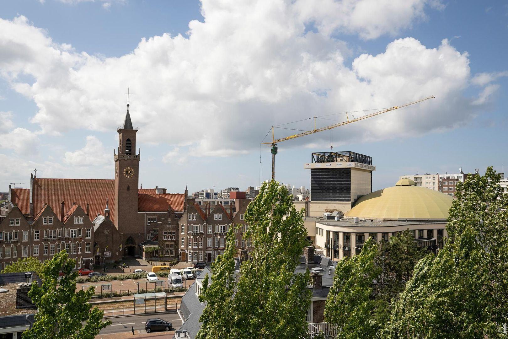 Badhuisweg 11 M, Den Haag foto-14 blur