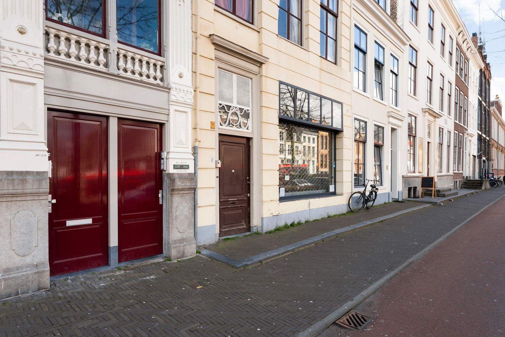 Prinsegracht 30 3, Den Haag foto-4 blur