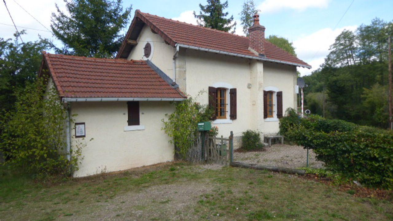 SI1215, Aunay-en-Bazois