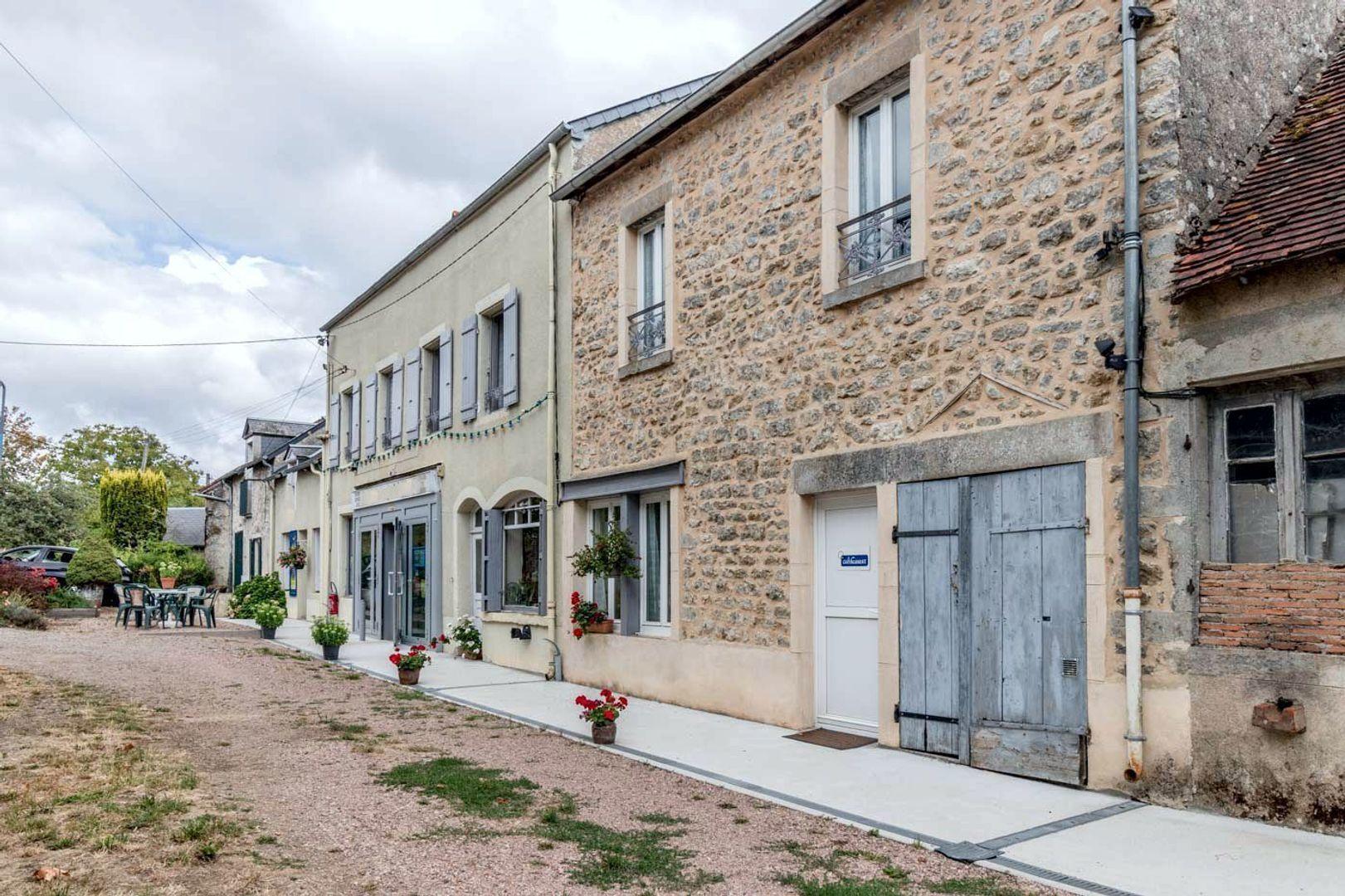 SI1271, Saint-Saulge foto-0 blur