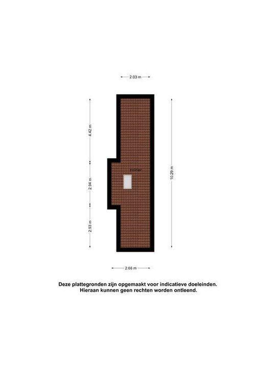 Eikepage 20, Meppel plattegrond-32