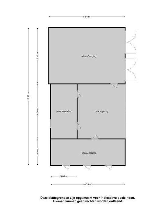 Koekangerveldweg 3 a, Koekange plattegrond-57