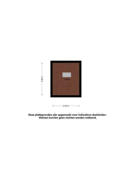 Dijkhuizen 101, Ruinerwold plattegrond-29