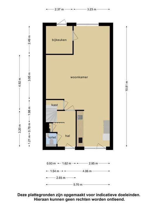 Dunningerhof 4, De Wijk plattegrond-34