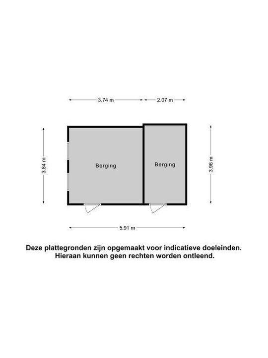 Burgemeester Buitenweg 36, Ruinerwold plattegrond-29