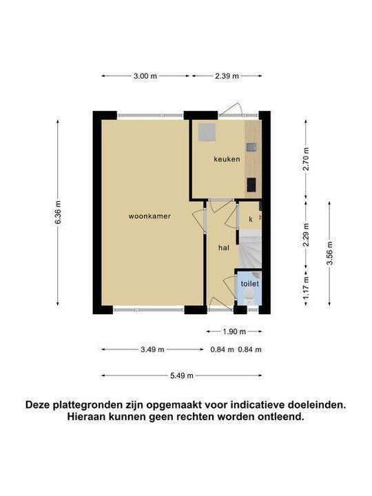 Burgemeester Mackaystraat 23, Meppel plattegrond-22