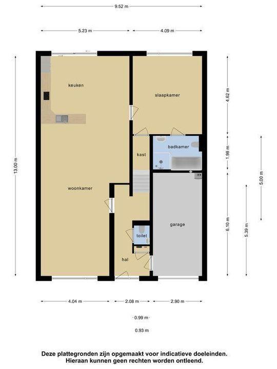 Molenplein 5, Ruinerwold plattegrond-29