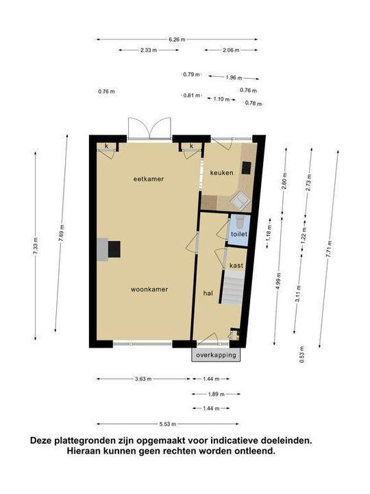 Jan van Galenstraat 29, Meppel plattegrond-26