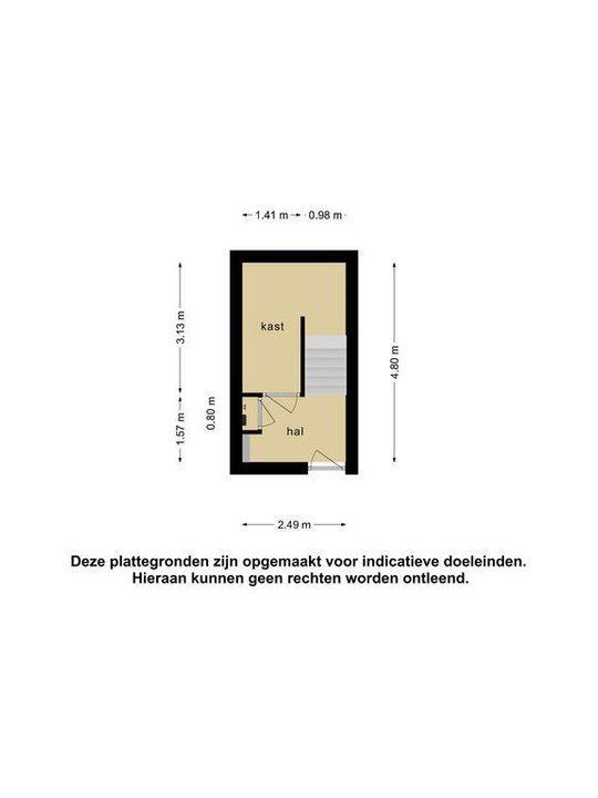 Kuyperstraat 40, Meppel plattegrond-23