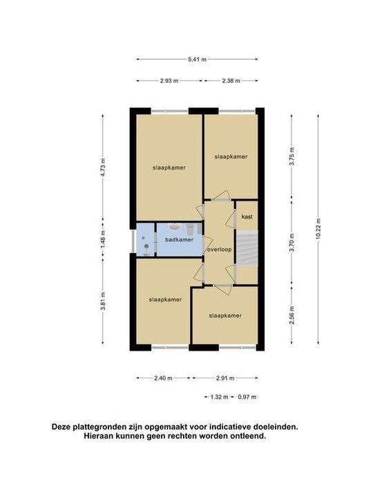 Leeuweriklaan 112, Hoogeveen plattegrond-27
