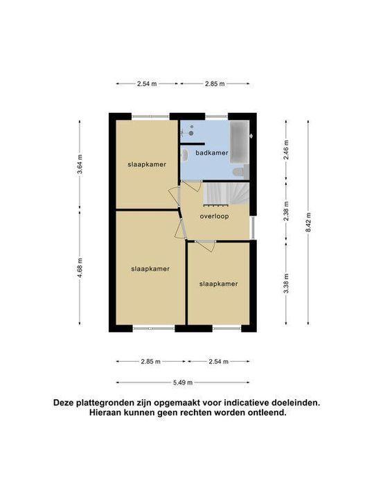 Keizersmantel 5, Meppel plattegrond-32