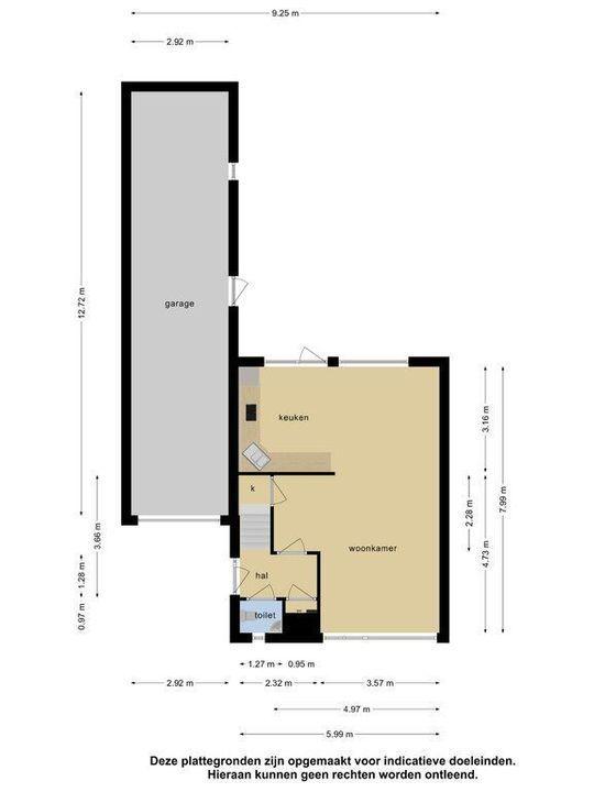 Tuinweg 57, Meppel plattegrond-29