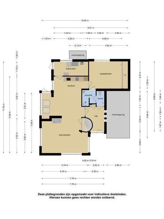 Dorpsstraat 39, Koekange plattegrond-32