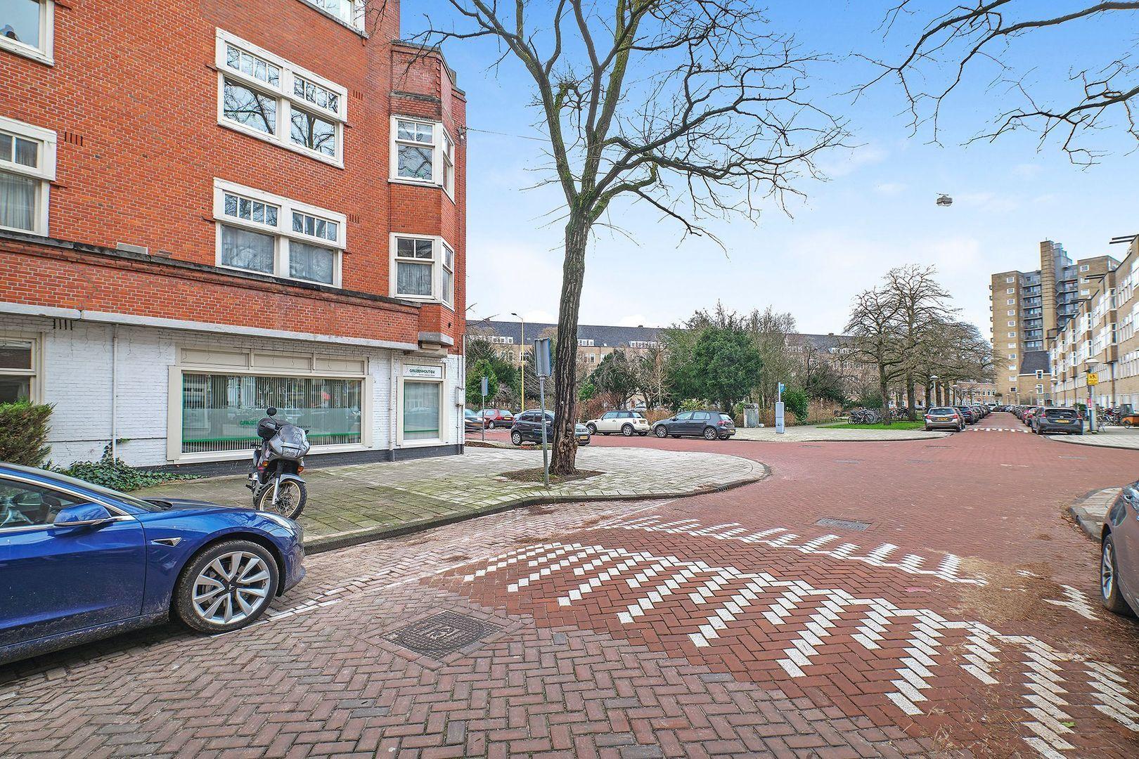 Merwedeplein 53 H, Amsterdam foto-15 blur