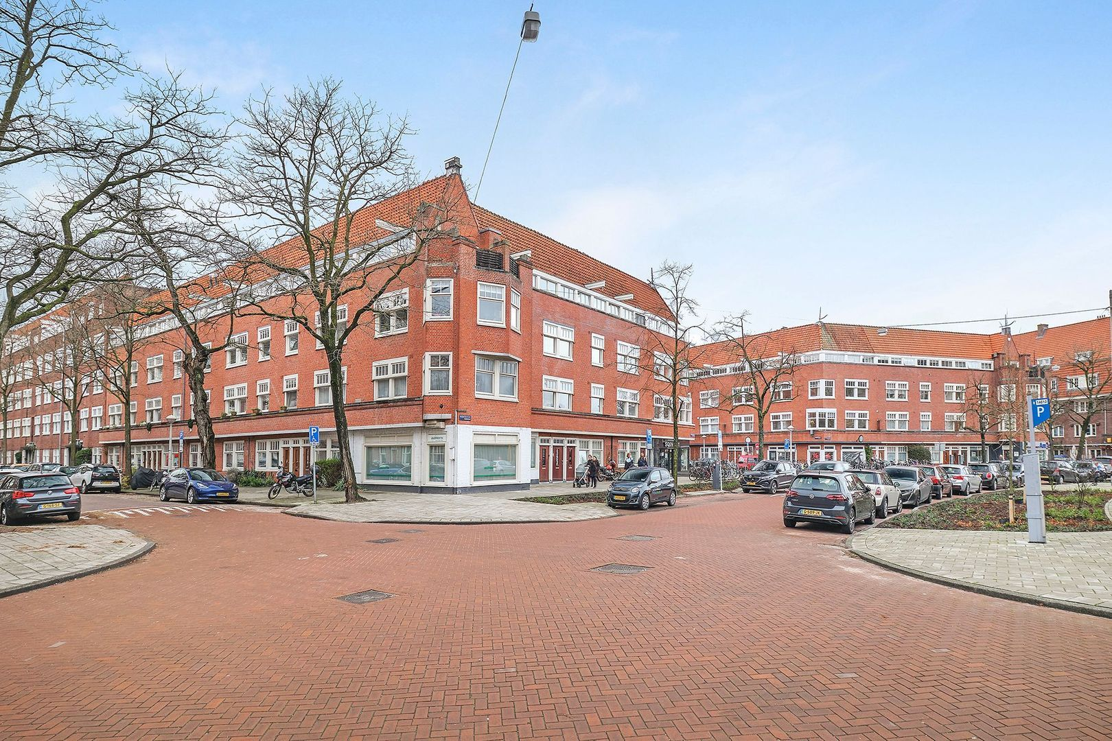 Merwedeplein 53 H, Amsterdam foto-16 blur