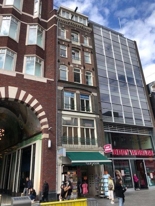 Damrak 68 6a, Amsterdam