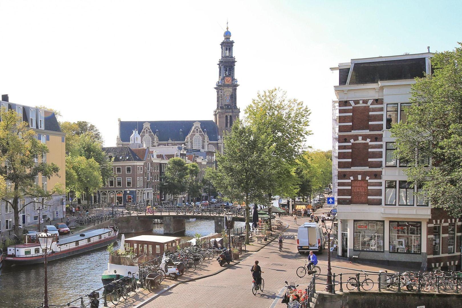 Prinsengracht 108 B, Amsterdam foto-11 blur