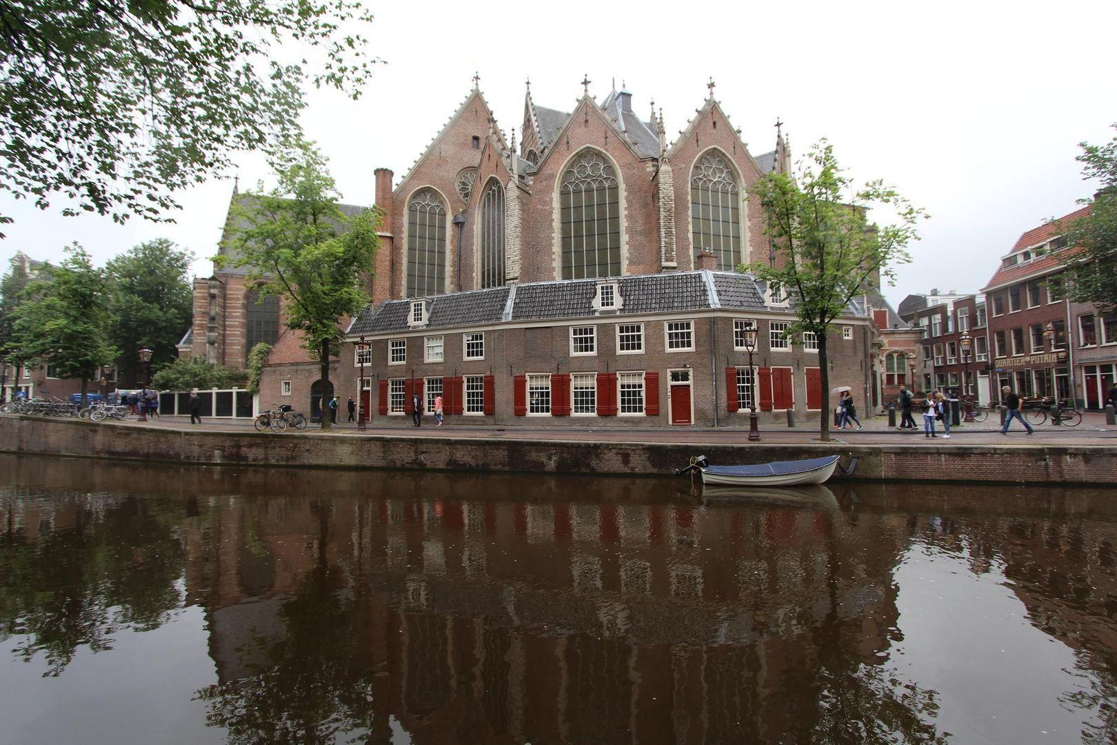 Oudezijds Voorburgwal 74, Amsterdam foto-0 blur