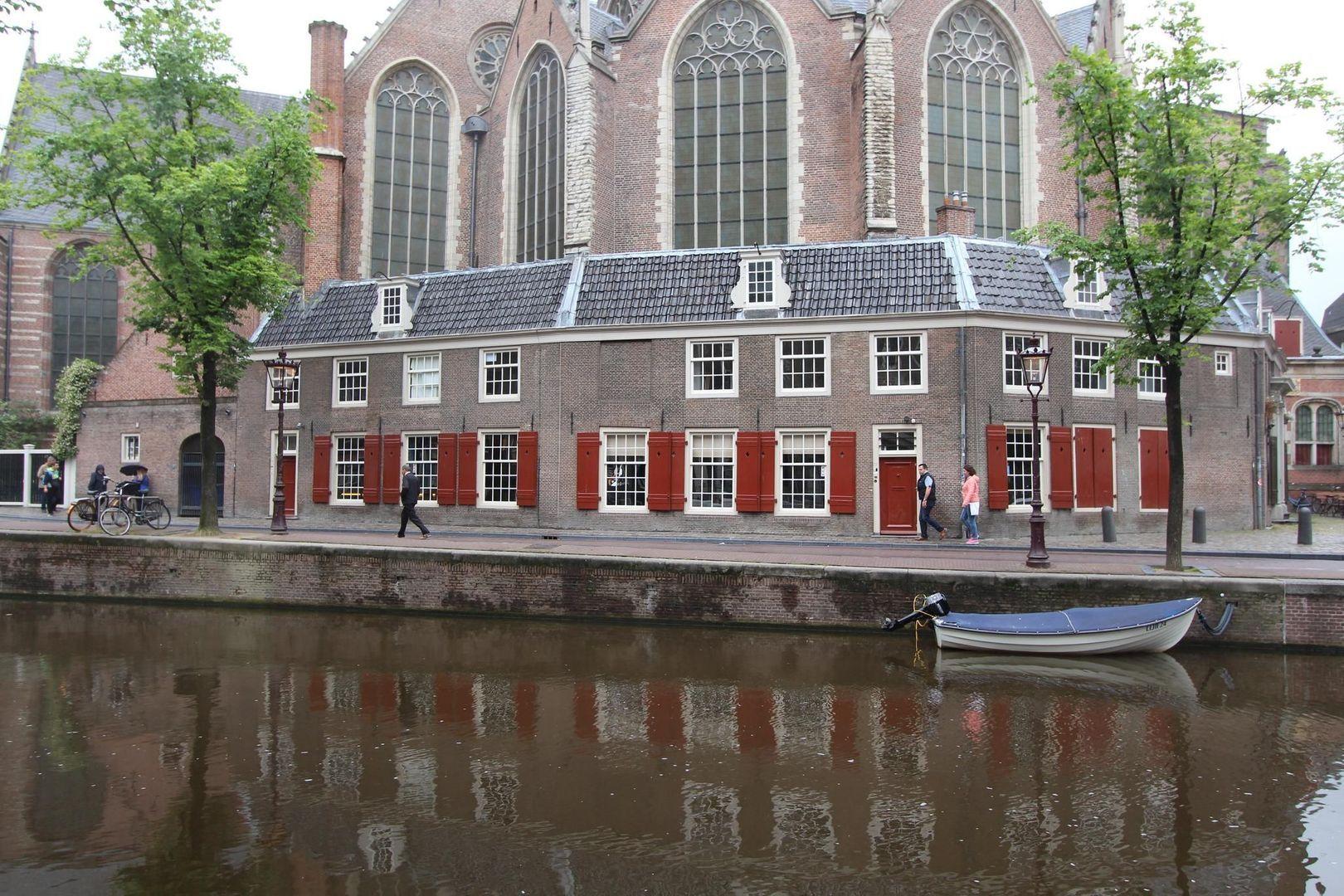 Oudezijds Voorburgwal 74, Amsterdam foto-1 blur