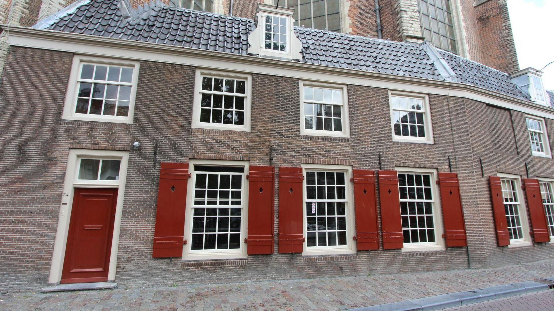 Oudezijds Voorburgwal 74, Amsterdam foto-8 blur