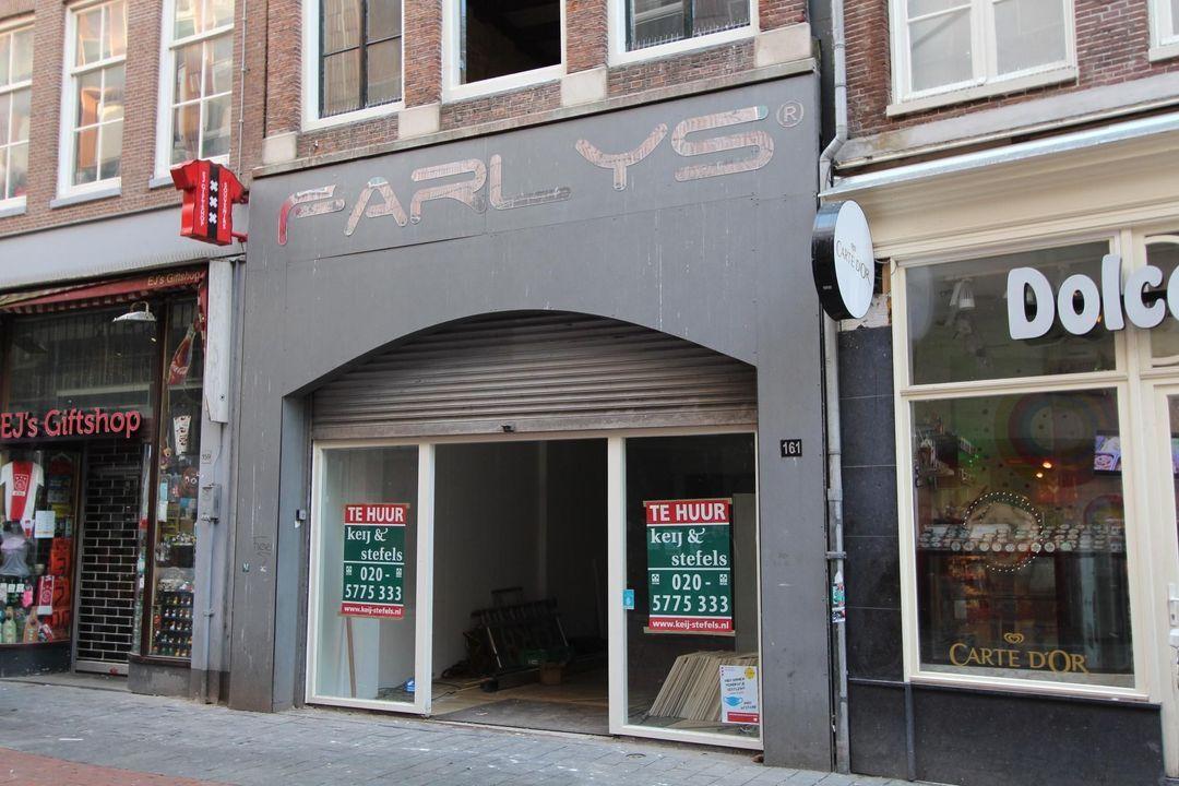 Nieuwendijk 161 BG, Amsterdam