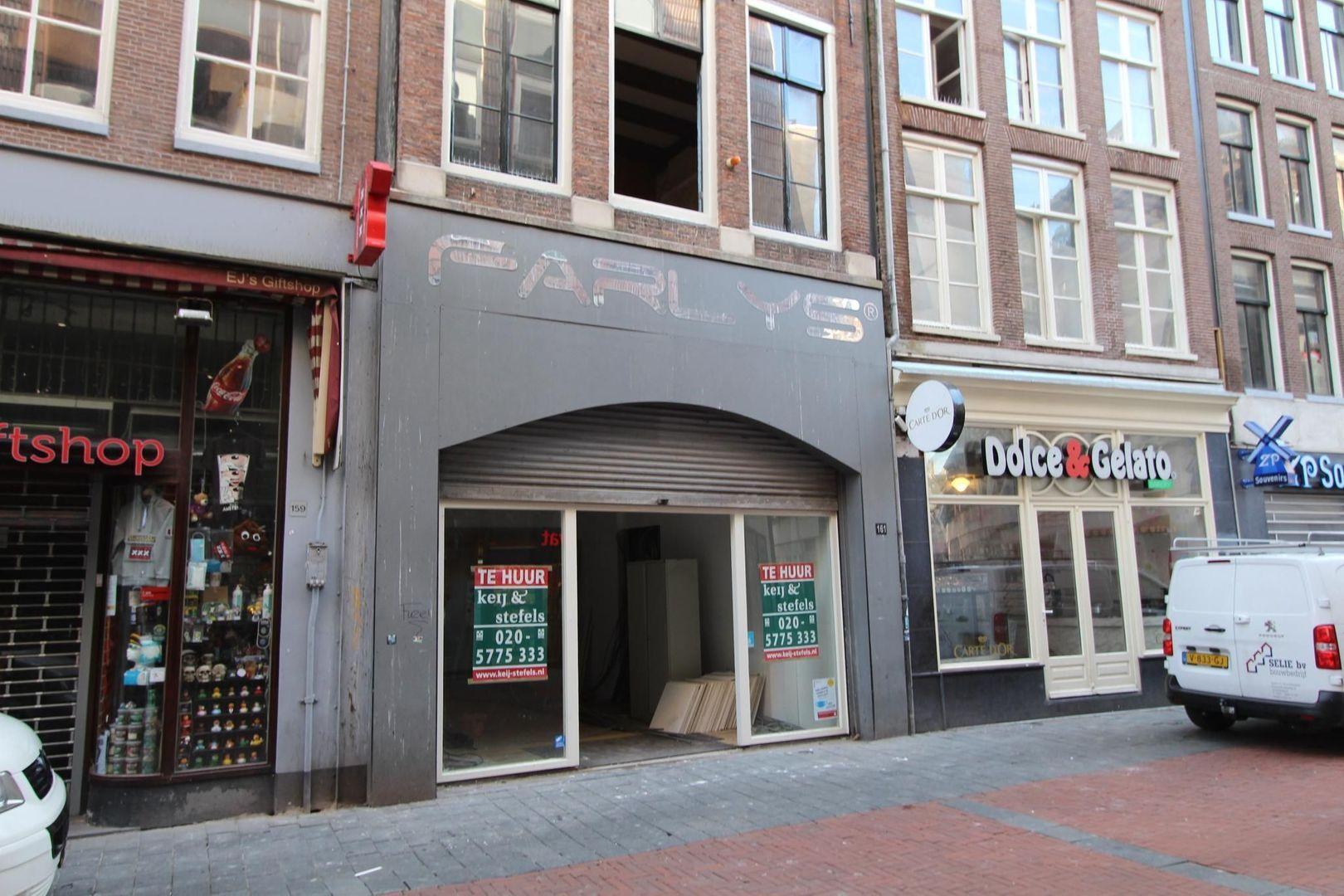 Nieuwendijk 161 BG, Amsterdam foto-1 blur