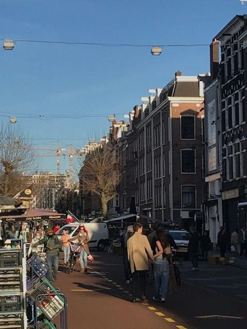Albert Cuypstraat 223, Amsterdam foto-2 blur