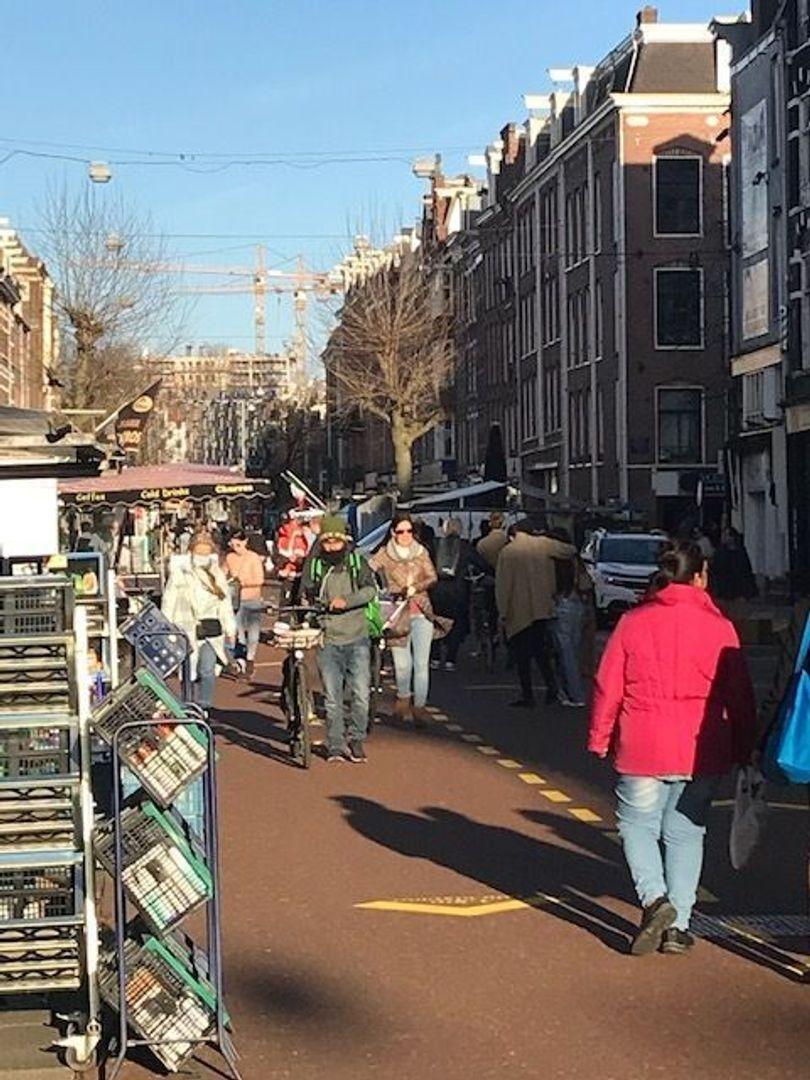 Albert Cuypstraat 223, Amsterdam foto-3 blur