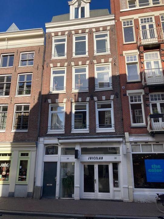Haarlemmerdijk 96 -H, Amsterdam