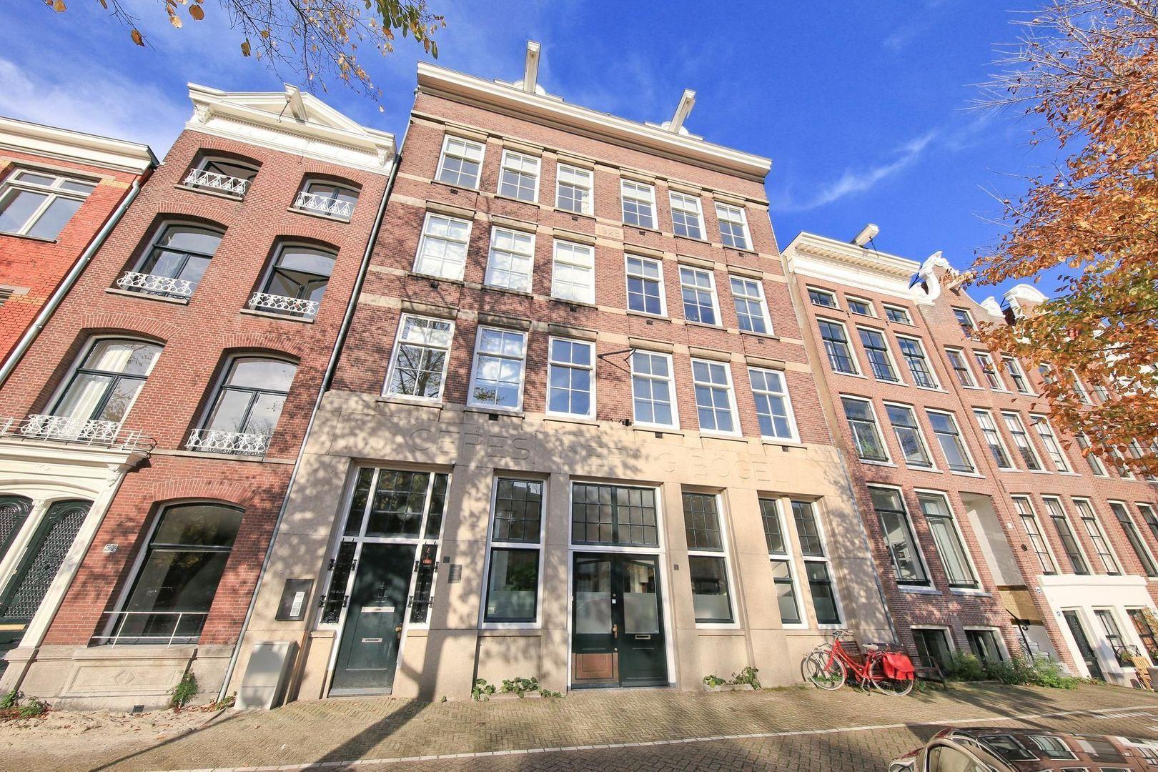 Nieuwe Prinsengracht 41, Amsterdam foto-1 blur