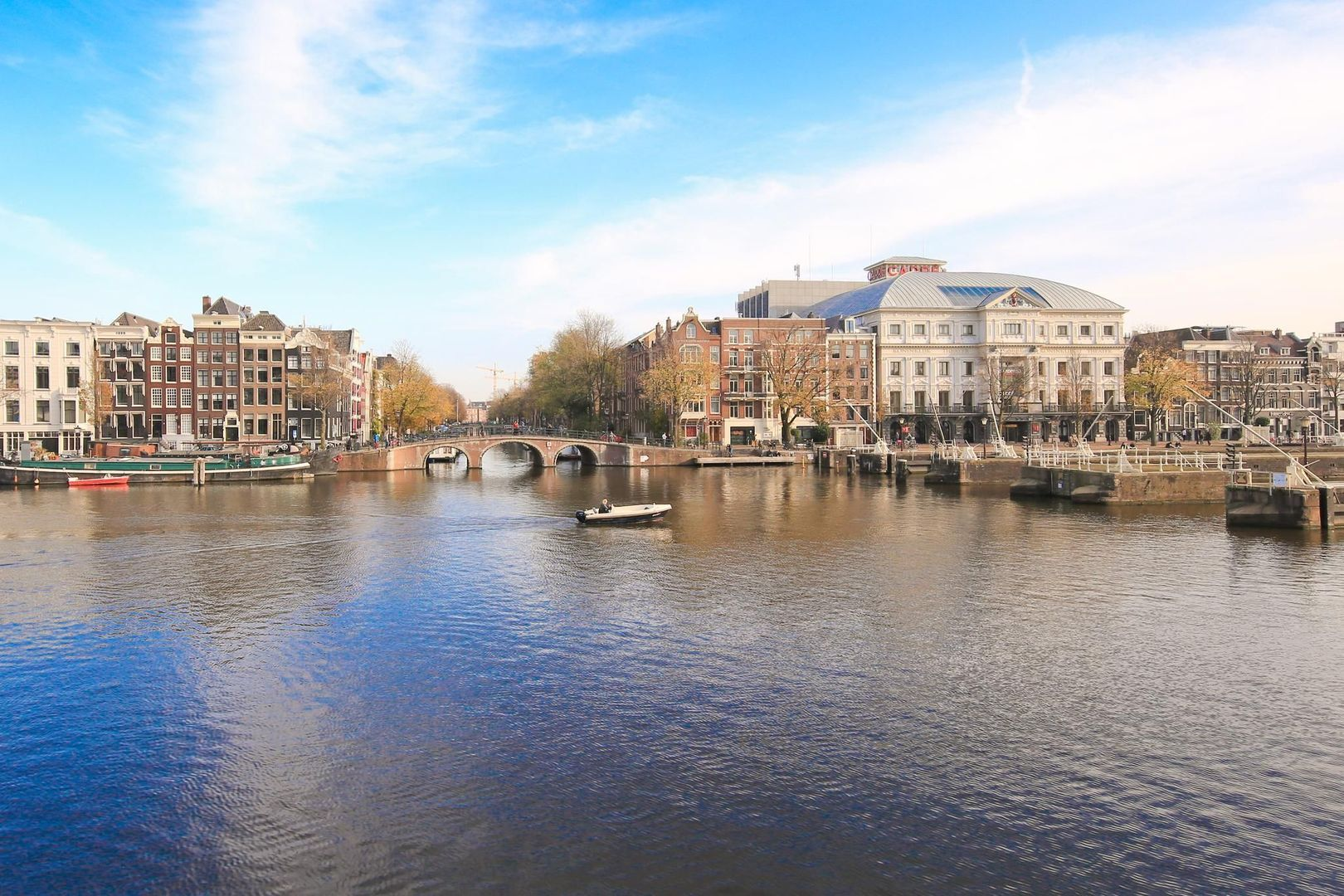 Nieuwe Prinsengracht 41, Amsterdam foto-16 blur