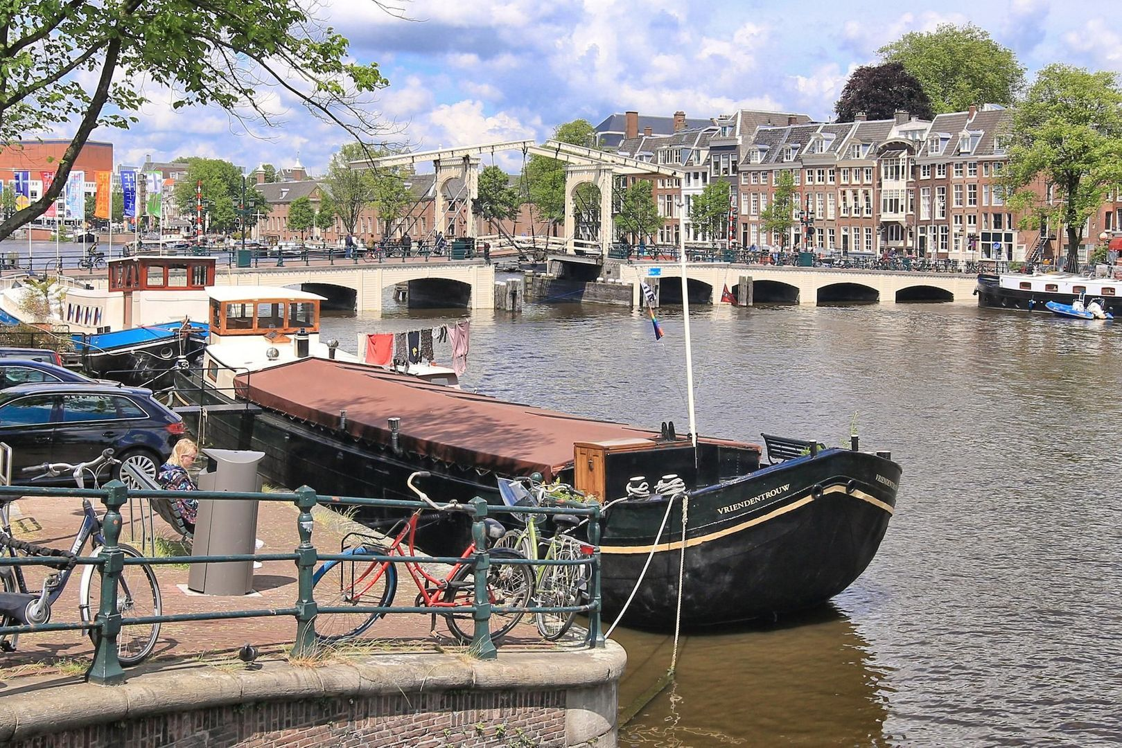 Nieuwe Prinsengracht 41, Amsterdam foto-18 blur