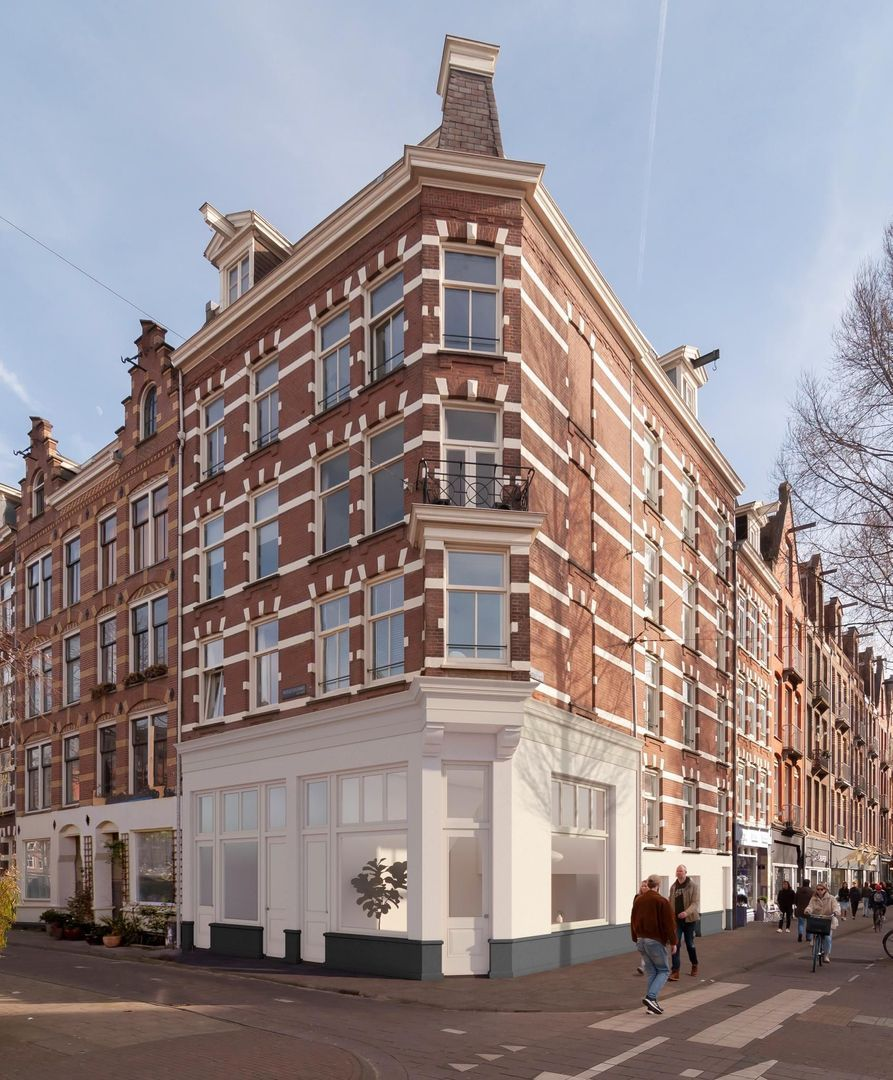 Bilderdijkstraat 113, Amsterdam foto-0 blur