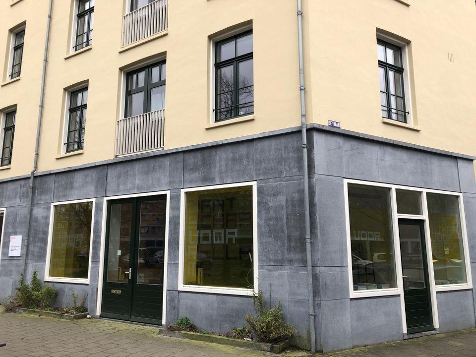 Wibautstraat 20, Amsterdam