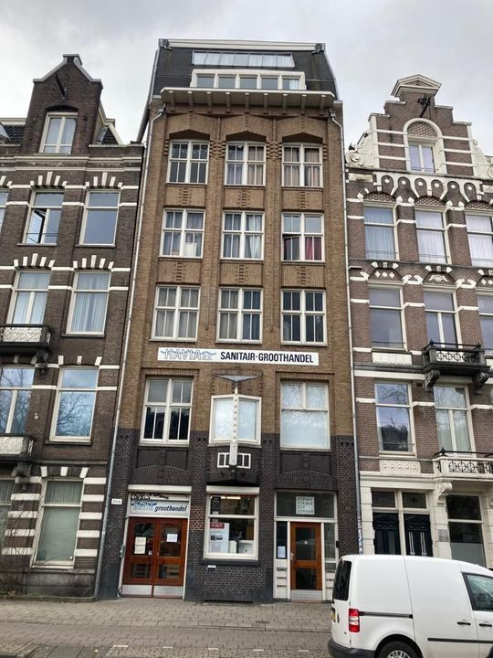 Nassaukade 373 SOUS+BG, Amsterdam