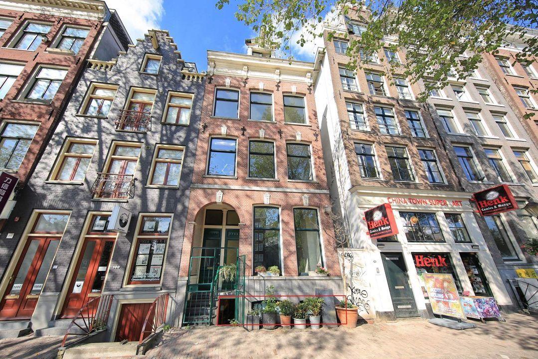 Geldersekade 98 -sous, Amsterdam