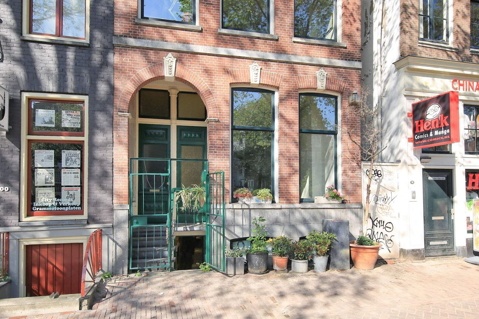 Geldersekade 98 -sous, Amsterdam foto-1 blur