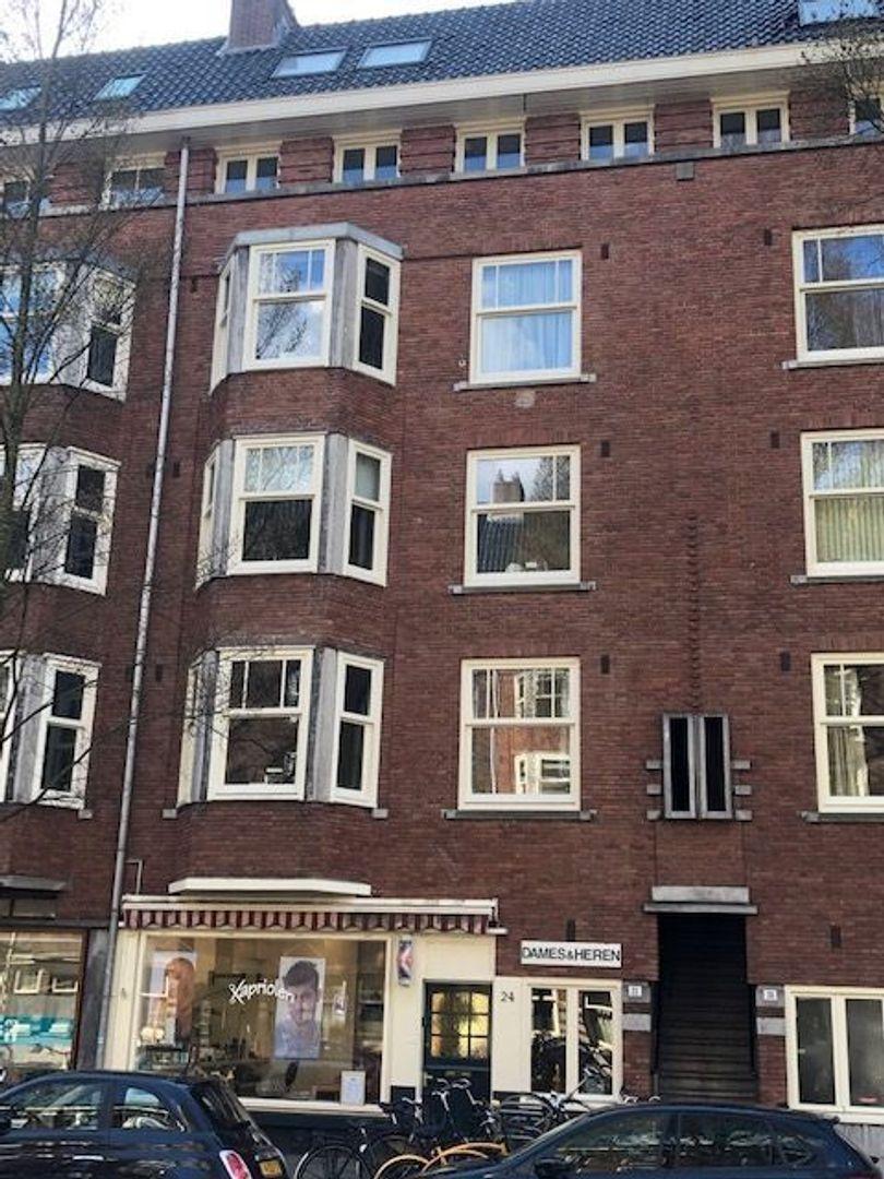 Haarlemmermeerstraat 24, Amsterdam foto-1 blur