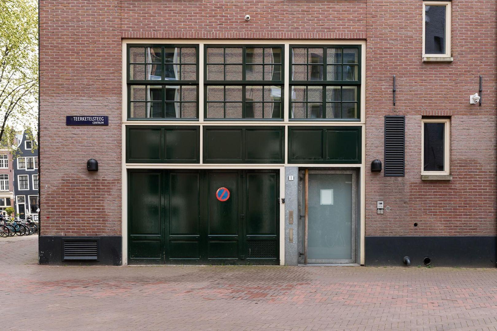 Spuistraat 2, Amsterdam foto-19 blur