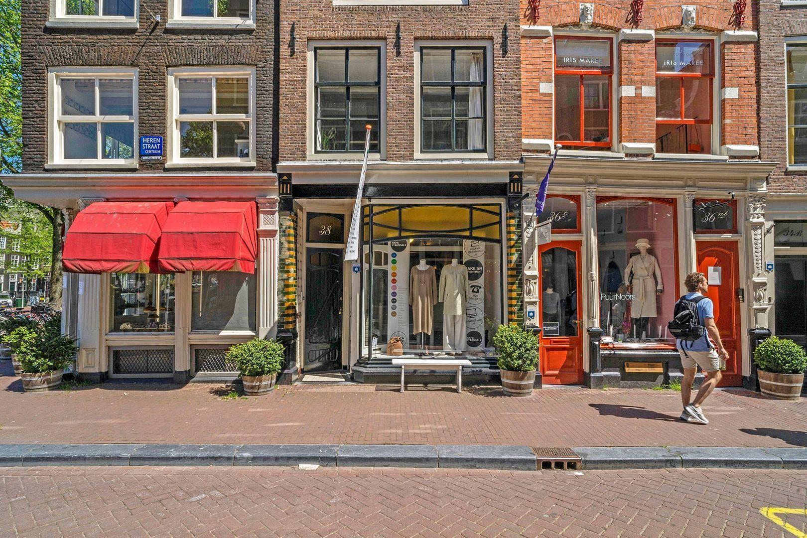 Herenstraat 38, Amsterdam foto-2 blur